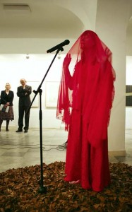 Performance, Kosova Art Gallery. Phristina 2008